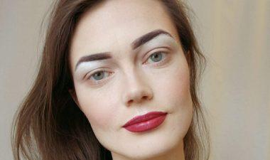 Justy Make-up und Frisur für Tänzer Tanzsport Augenbrauen Anleitung Video