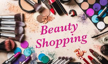 Turnier-Make-up Produkte Auswahl Ballroom Latin