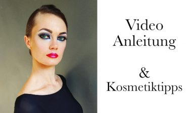 Tanz-Make-up kostenloses Video