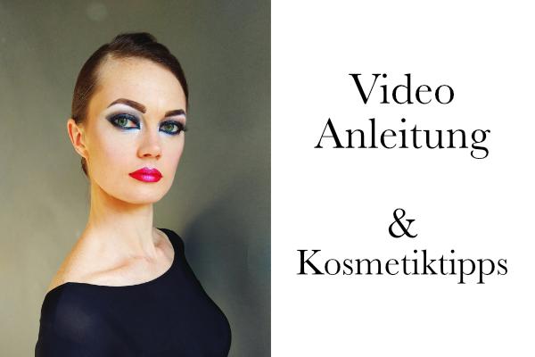 Tanz-Make-up kostenloses Video