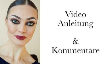 Klassische Turnier Frisur – kostenlose Video Anleitung