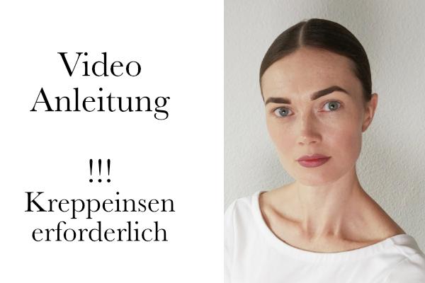 Tanzsport Frisur Video Anleitung gratis