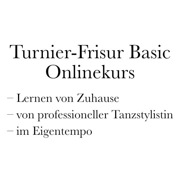 Onlinekurs über das Haarstyling im Tanzsport