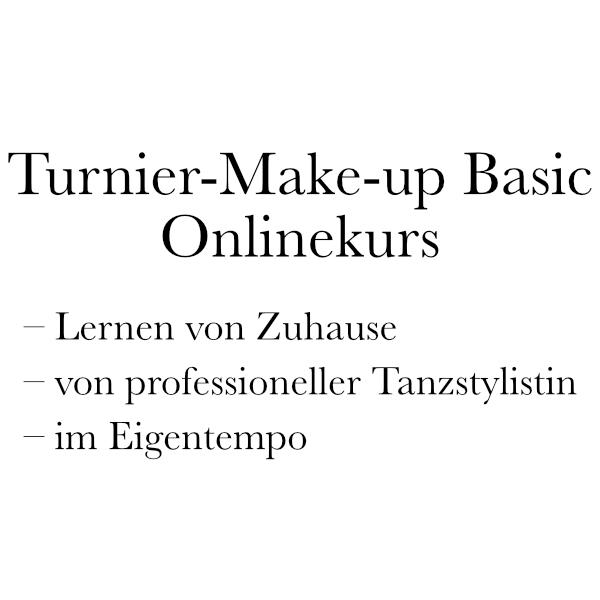 Onlinekurs über das Make-up im Tanzsport